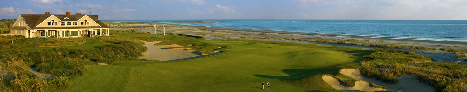 Ocean Course - Clubhouse